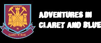 Adventures In Claret & Blue